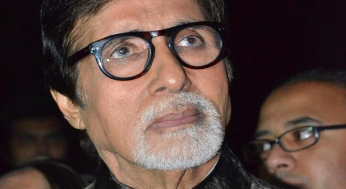 Video Amitabh Bachchan apologizes for attending this edition of LAFF