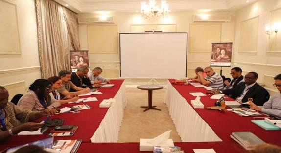 Recommendations of the meeting of 16 representatives from festivals of 13 countries