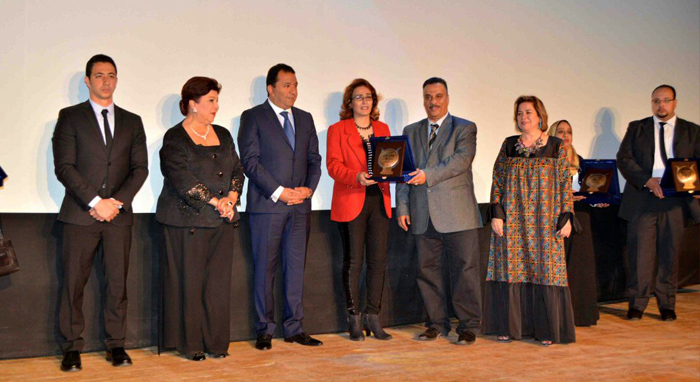 Luxor African Film Festival Honors the Egyptian Artist Ragaa El Geddawy in Mothers' day.